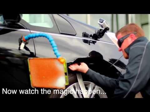 Tom Bush Autoplex Presents: How To Repair a Car Dent