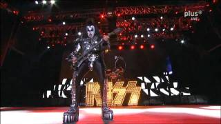KISS - Let Me Go, Rock 'N' Roll - Rock Am Ring 2010 - Sonic Boom Over Europe Tour