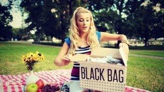 Picnic Time! July Little Black Bag Unbox...
