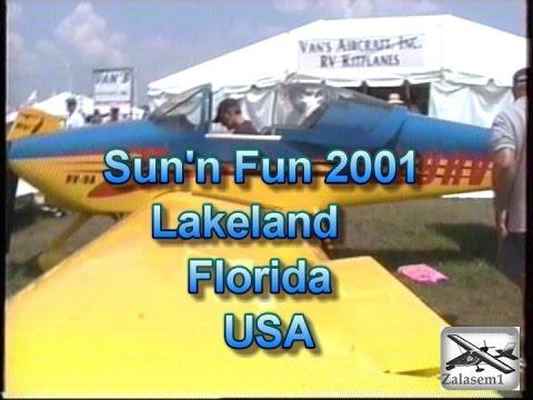 Sun'n Fun  2001, part 1