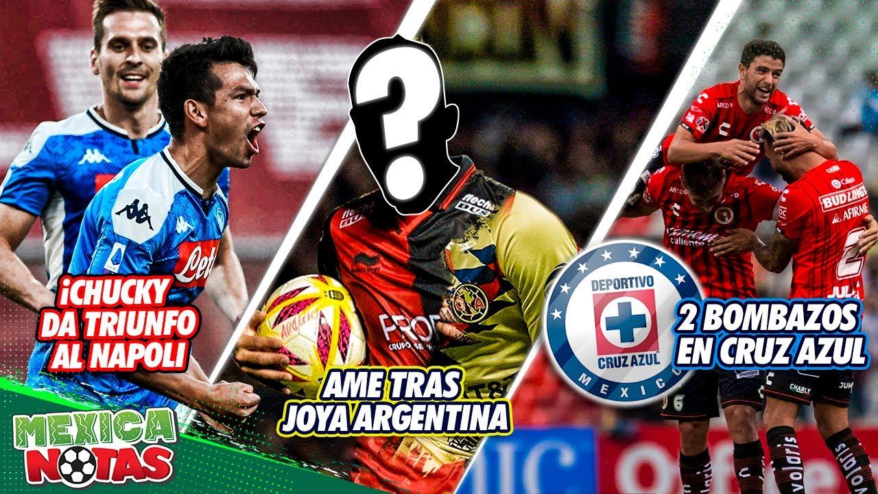 ¡Chucky DA TRIUNFO y CALLA A GATTUSO!| CONFIRMAN 2 BOMBAZOS en Cruz Azul| Ame TRAS JOYA Argentina