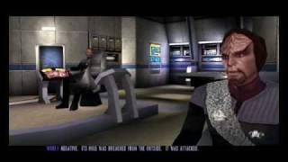 Quick Look @ Star Trek DS9 the Fallen - Part 1