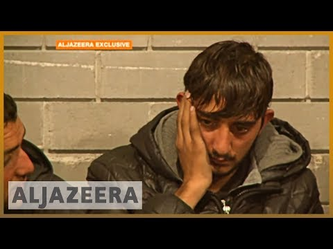 Refugees face increasingly perilous journeys to Europe