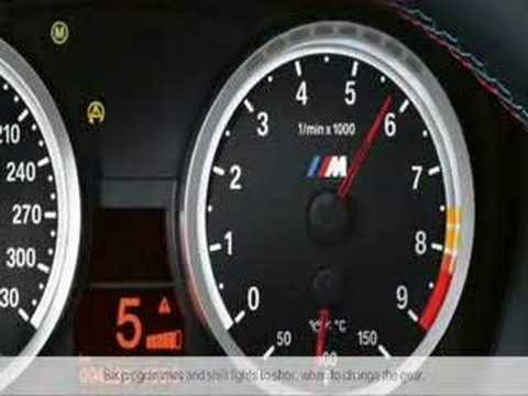 Premiere: BMW M double-clutch transmission (DCT) Drivelogic