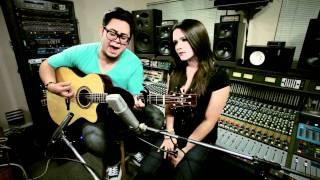 Andrew Garcia & Katie Stevens - Skyscraper Cover