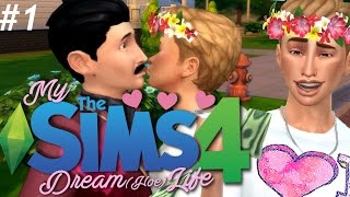 LOSING MY V CARD! My Sims 4 Dream (Hoe) Life #1