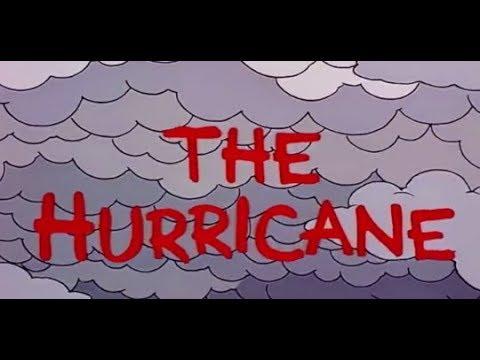 The Simpsons (1996) Points to Hurricane Irma Orlando Florida?