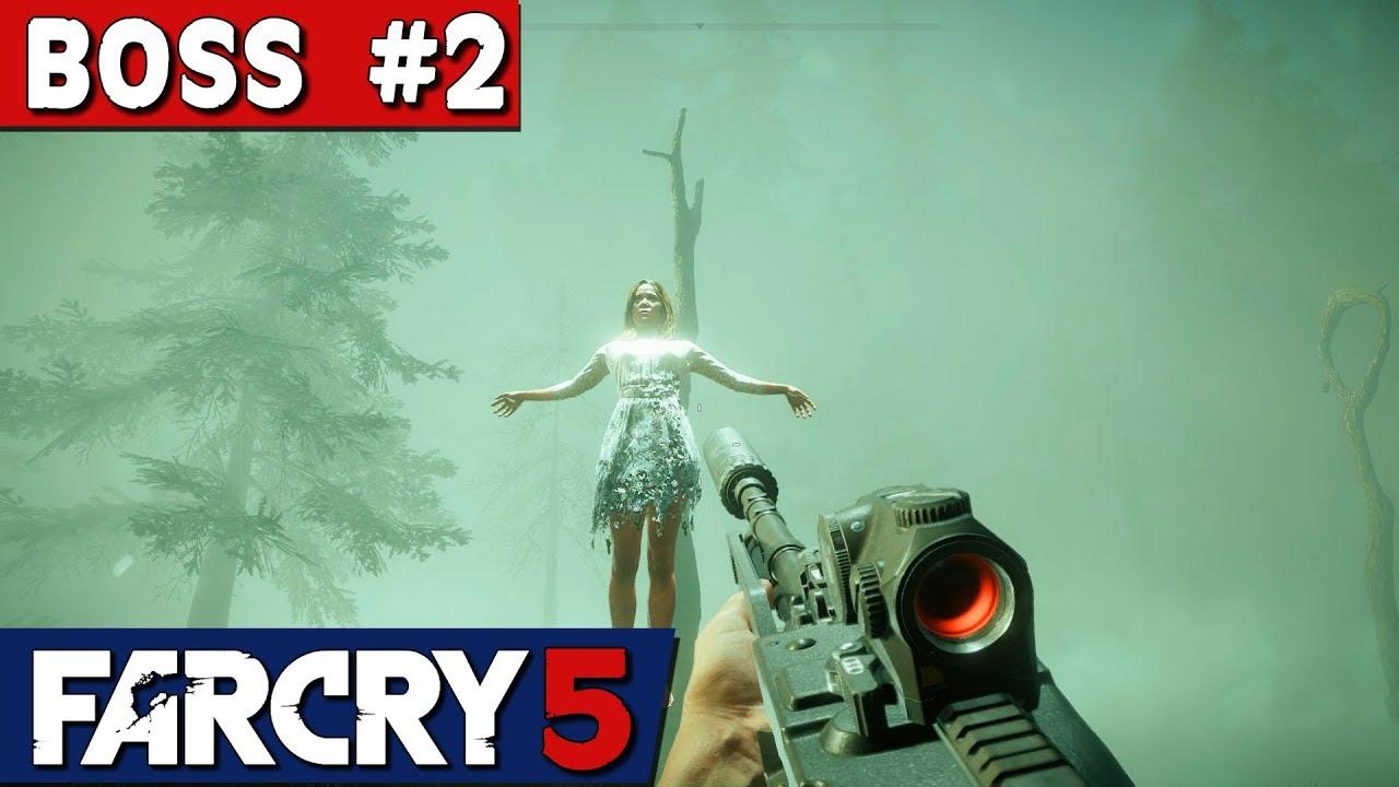 Far Cry 5 - Boss Fight #2: Faith Seed