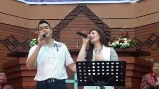 Yesus Aku Cinta - Asmirandah & Jonas Rivanno