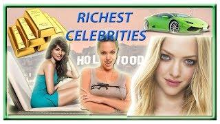 Top 10. Richest Female Celebrities