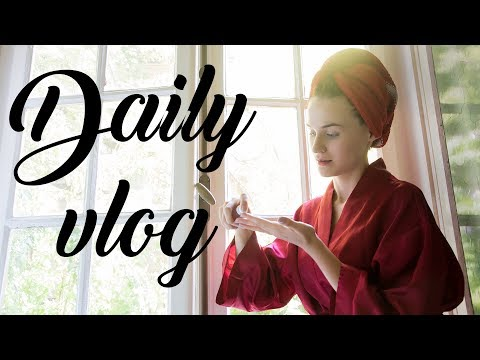 Daily Vlog de dinainte de concediu | August 2017