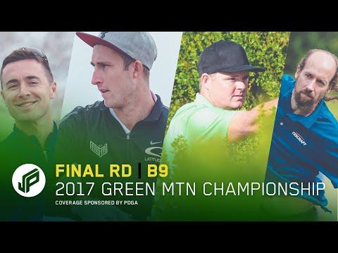 2017 GMC | Final Round, Back 9 | Doss, Wysocki, Johansen, Leiviska