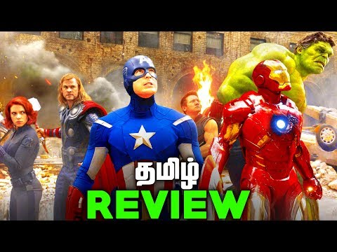 The AVENGERS Tamil Movie REVIEW And Easter Eggs (தமிழ்)