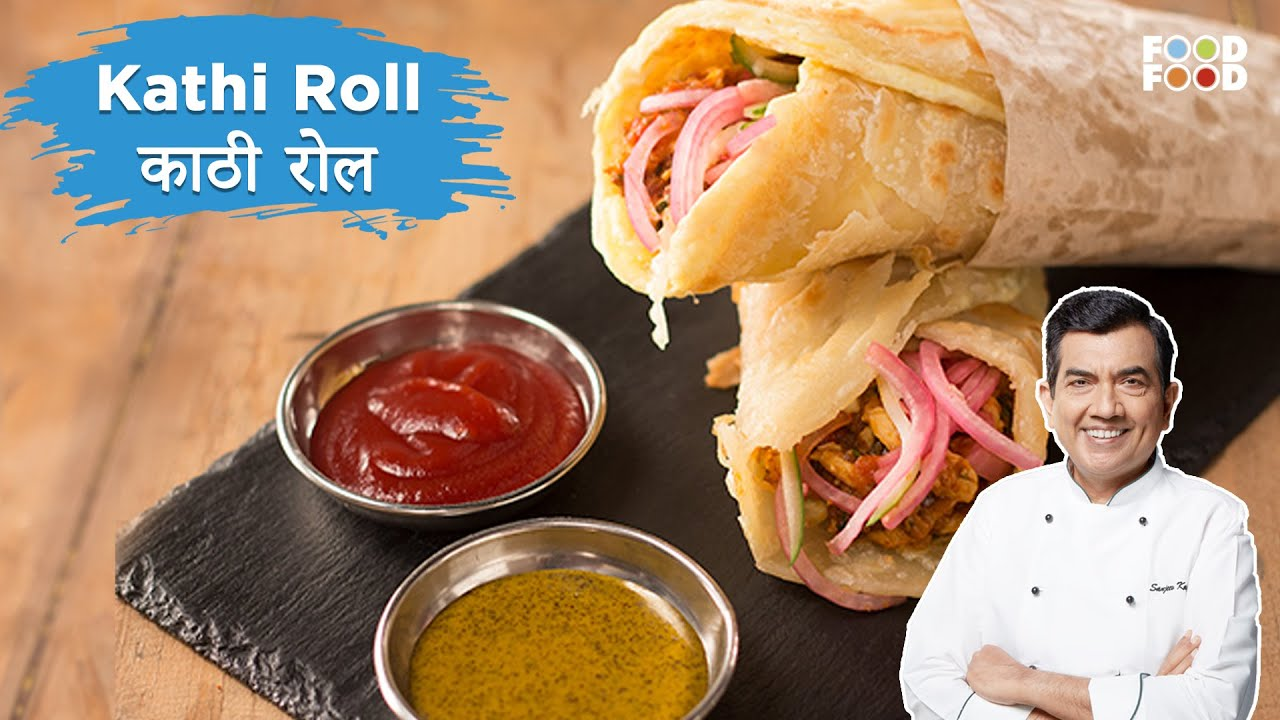 Sanjeev kapoor kitchen kathi roll recipe master chef sanjeev sanjeev kapoor kitchen kathi roll recipe master chef sanjeev kapoor youtube forumfinder Choice Image