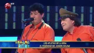 Los Atletas de la Risa - Hazme Reir (01/04/2013)