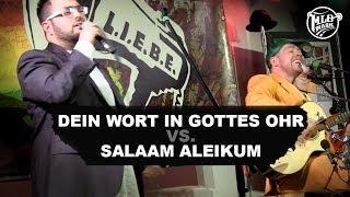 Mellow Mark feat. Dr. Volkanikman - Dein Wort in Gottes Ohr vs. Salaam Aleikum (Live)