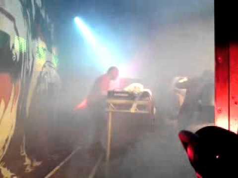 DJ Donna Summer aka Jason Forrest live on Overkill at Glade 2011