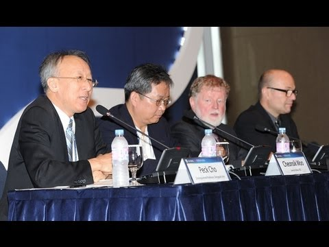 Global HR Forum 2012 | A-3 : ODA and the Role of Korea in HRD