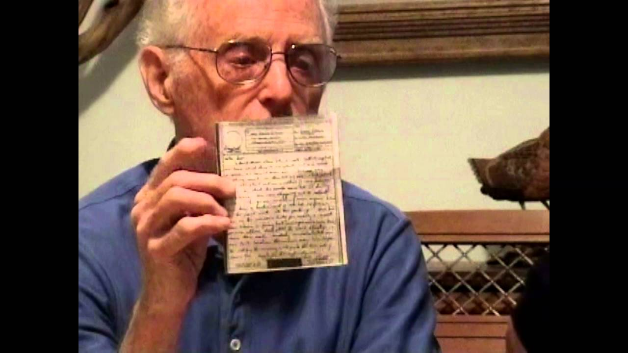 OLC - Robert Booth WWII POW part three  8-31-05