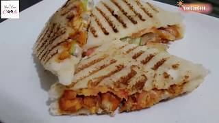 Tandoori Sandwiches Ramadan Special Recipe by (YES I CAN COOK)
