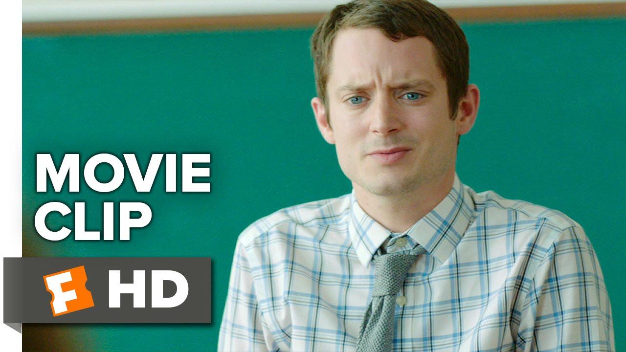 Download Cooties Movie CLIP - My Name is Clint (2015) - Elijah Wood, Rainn Wilson Movie HD
