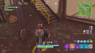 Trying to get my first win Fortnite CTS
