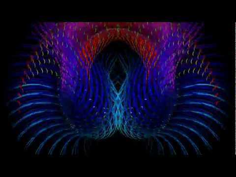 Hyperspace - Music by The Peaking Goddess Collective, Psychedelic Visual Music by Chaotic