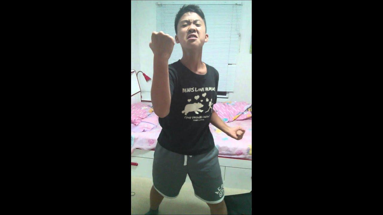 Youtube Boys In Makeup: Cute Asian Boy Dances To Wiggle