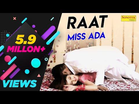 New Haraynvi Song Raat (Full Song) Miss ADA, Nazim Malik, Sheenam Katholic, Sunil Itawa | Sonotek