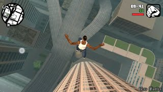 GTA San Andreas - Crazy Jump