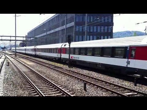 WOW Crowded Spot Of Train in Switzerland   Basel Swiss