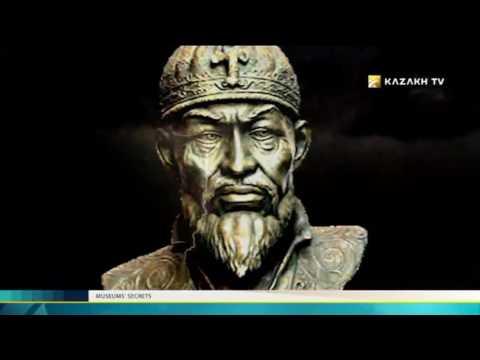 """""""Museums' secrets"""" #3 (06.11.2016) - Kazakh TV"""