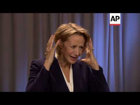 Janet McTeer dresses up  or down  depending on her character