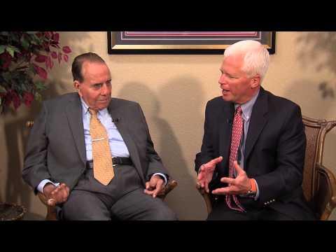 ECTV Forum - Bob Dole - U.S. Senator from Kansas