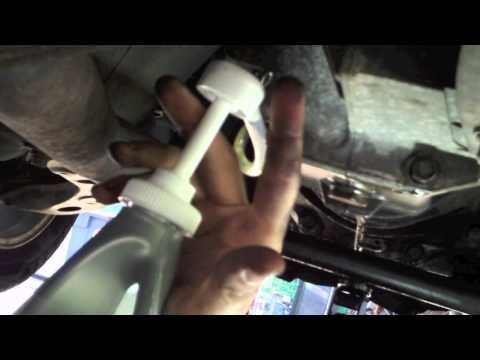 Mazda Miata Fan - Episode 3 - Manual Transmission / Shifter Oil Change