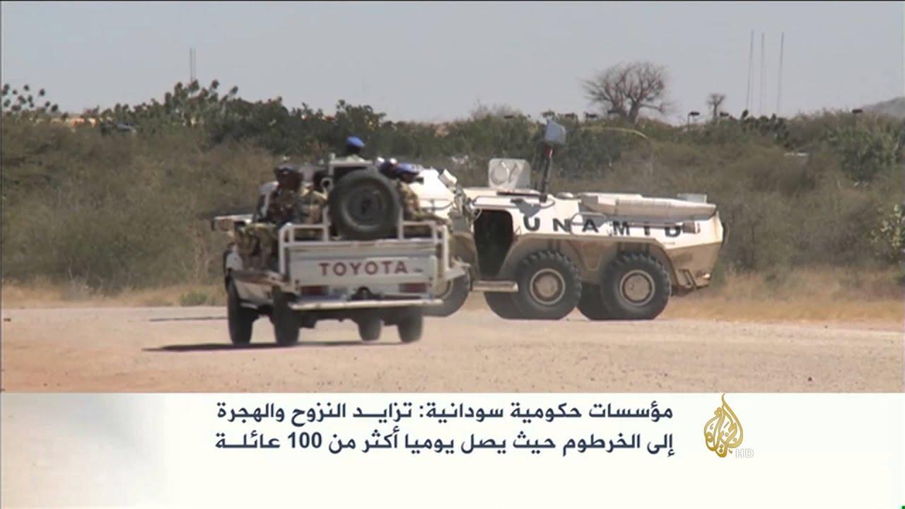 الجزيرة: تزايد النزوح والهجرة من الريف إلى الخرطوم
