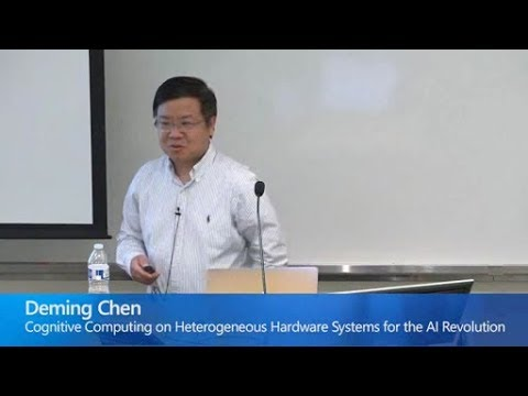 Cognitive Computing on Heterogeneous Hardware Systems for the AI Revolution