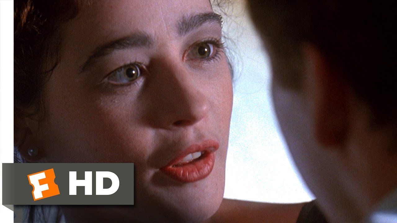 The Cutting Edge (10/10) Movie CLIP - Because I Love You ...