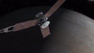 """Второй раз в истории: на орбиту Юпитера вышли """"Юнона"""" и Галилей"""