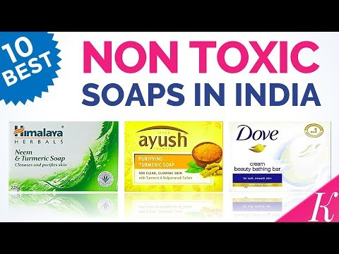 10 Safe Soaps in India with Price - 10 Best Non Toxic Soaps with Safe Ingredients