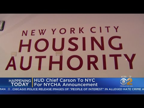 HUD Chief Heads To NYC For NYCHA Announcement