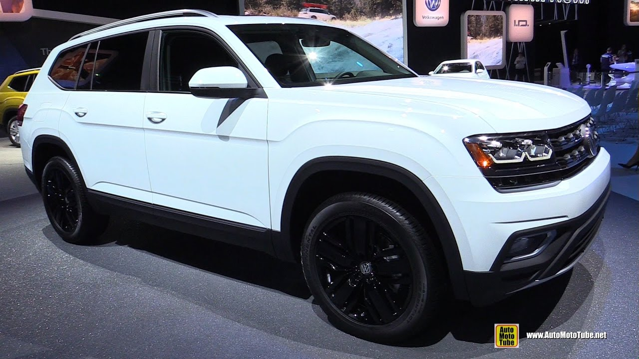 VW Atlas Wheel Size | 2017, 2018, 2019 Volkswagen Reviews