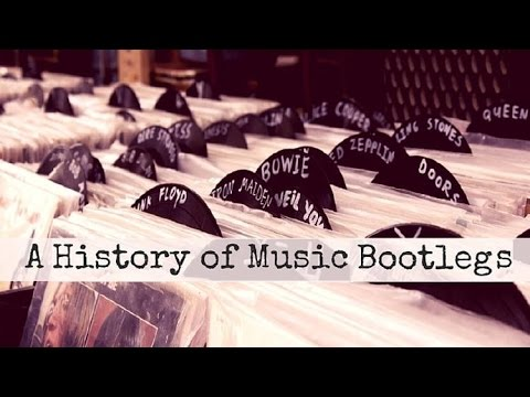 The History of Record Bootlegs in the 70's