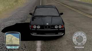 Test Drive Unlimited-BMW M5 E34