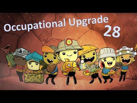 Occupational Upgrade #28 - Transitröhren Tubular - Oxygen not included deutsch