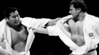 JUDO 1984 LA Olympiad: France - Japan Team Match