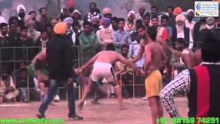 WAKILANWALA (Zira) Kabaddi Cup - 2014 Part 2nd.
