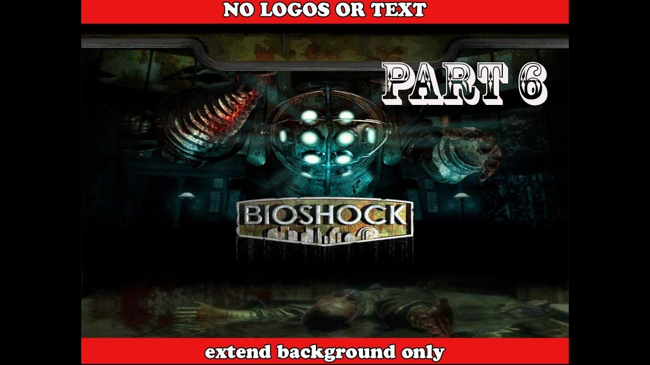 Bioshock Playthrough Part 6 Big Daddy Face Off Youtube