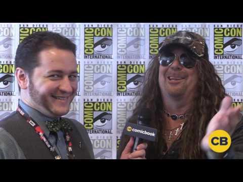 Jess Harnell Talks Return of Animaniacs at SDCC 2016