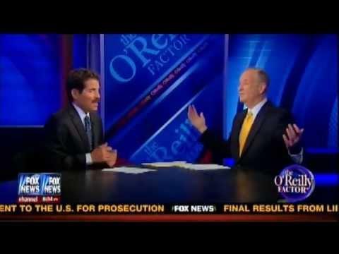 Bill O'Reilly vs. John Stossel over Gun Laws